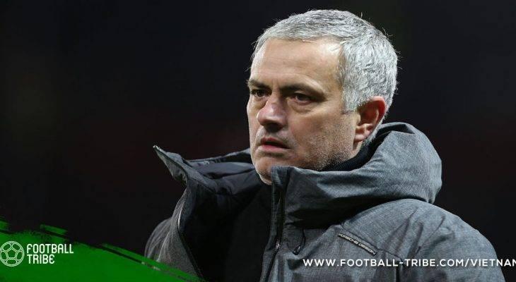 """Mourinho: """"Cuộc đua vô địch Premier League vẫn chưa kết thúc."""""""