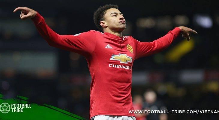 Lingard: Man United phải thắng mọi trận đấu để bám đuổi Man City