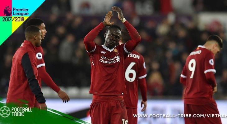 """Bản tin sáng 23/1 : Liverpool """"sấp mặt"""" trước đội bóng cuối bảng"""