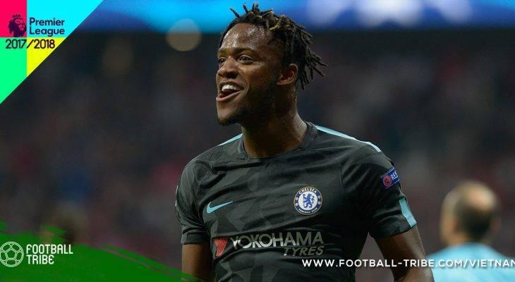 """Bản tin chiều 17/1 : Chelsea sẵn sàng """"tiễn"""" Batshuayi"""