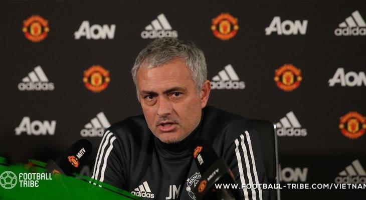 Mourinho thoát khỏi án phạt nguội từ FA