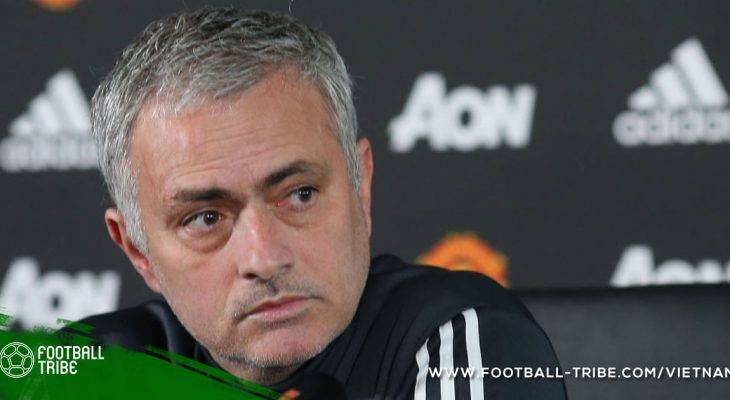 Mourinho có thể sớm rời Man Utd