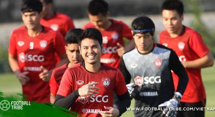 Muangthong Utd tổn thất nhân sự trước trận CK Mekong Cup