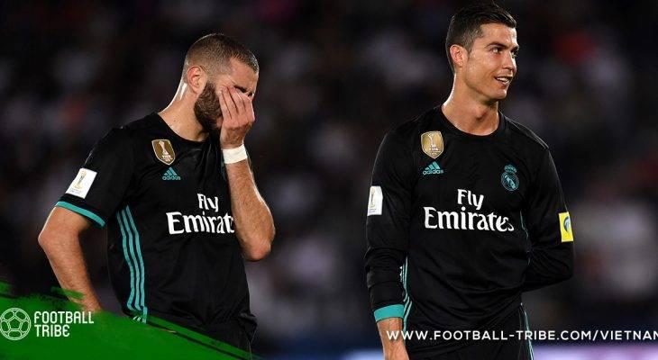 El Clasico: Ronaldo và Benzema không tập cùng đồng đội