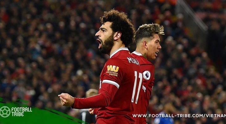 Huyền thoại Gary Lineker 'mắng yêu' Mohamed Salah