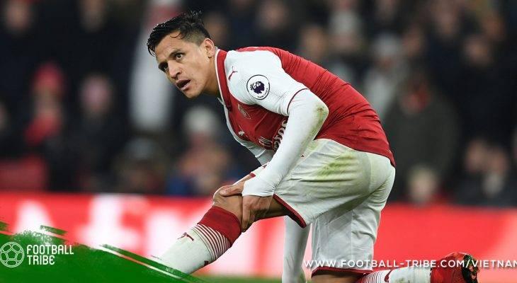 Bản tin trưa 22/12: Man City đợi Sanchez thêm nửa mùa giải