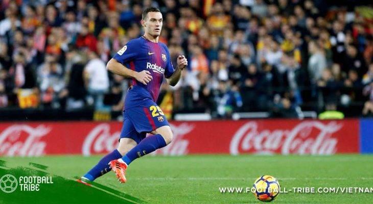 Vermaelen bất bại tại La Liga