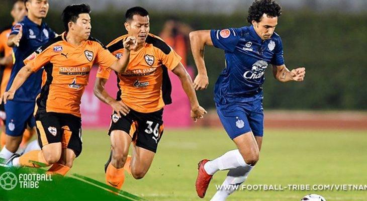 Buriram United mất Siêu Cúp Thái vì VAR và … Samson
