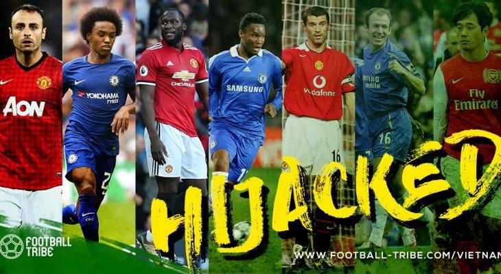 Top 7 thương vụ nẫng tay trên đáng nhớ nhất trong lịch sử Premier League