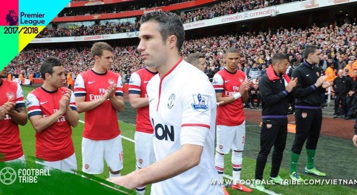 Những cầu thủ từng khoác áo Arsenal và Man Utd trong kỷ nguyên Premier League