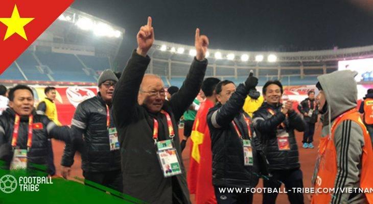 Chùm ảnh: Kỳ tích tiếp theo của U23 Việt Nam
