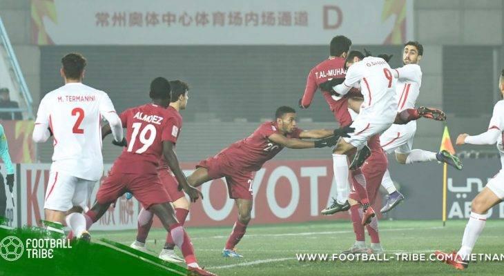 U23 châu Á: Qatar hẹn Việt Nam tại bán kết