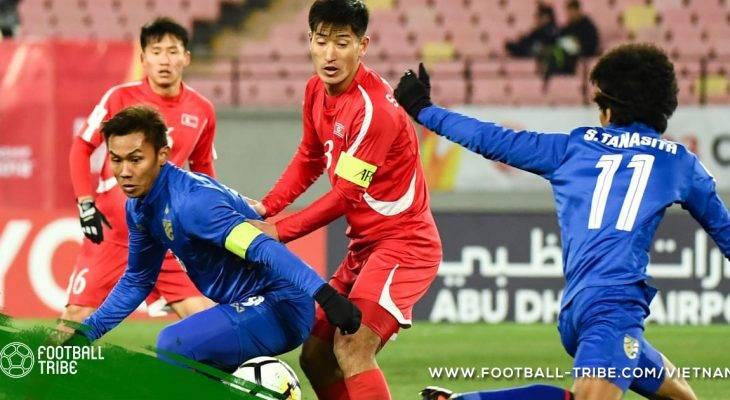 U23 châu Á: Thái Lan và Malaysia bị loại sớm?