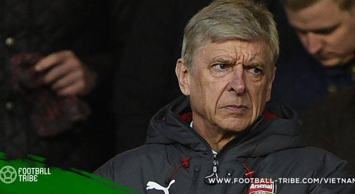HLV Wenger nói gì khi Arsenal thành cựu vương ở FA Cup?