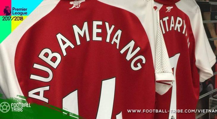 Aubameyang có mặt ở London, chuẩn bị gia nhập Arsenal với mức giá kỉ lục