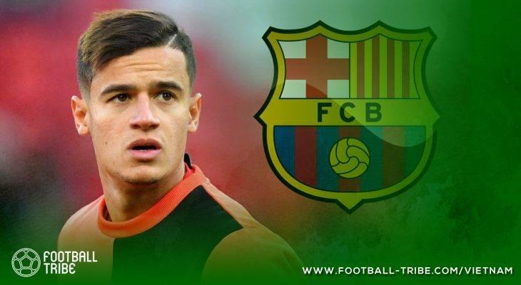 Breaking: Barcelona đạt thỏa thuận chiêu mộ Coutinho