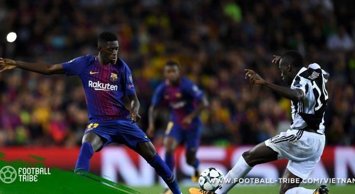 Bản tin trưa 3/1: Barca đón tin vui từ Dembele
