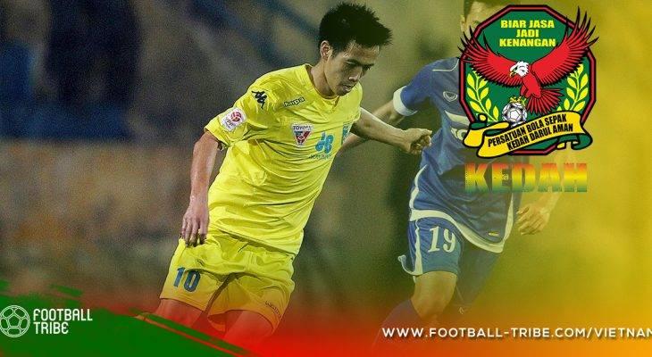 Hà Nội FC xác nhận Văn Quyết gia nhập Kedah FA