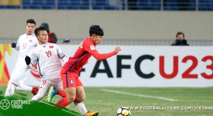 Nguyễn Quang Hải có thể trở thành vua phá lưới U23 châu Á