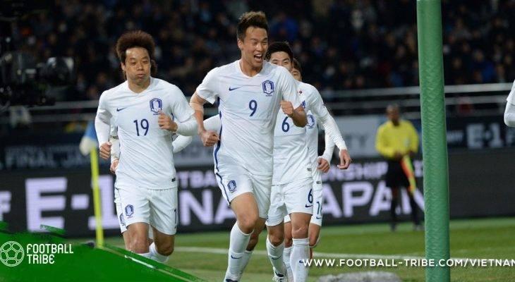 Hàn Quốc sẽ làm tất cả để vượt qua vòng bảng World Cup 2018