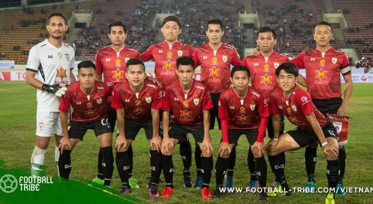 Kháng án thành công, đội bóng Lào được dự AFC Cup