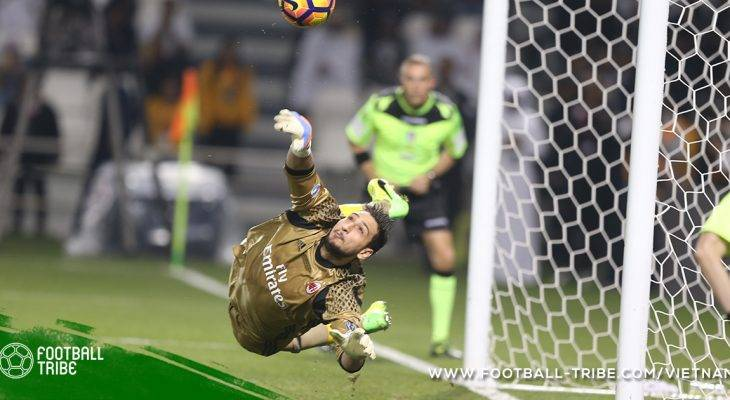 Bản tin chiều 3/1: Donnarumma hết cửa gia nhập Juventus