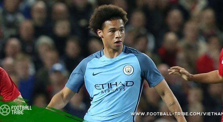 Bản tin chiều 7/1: Manchester City tưởng thưởng Leroy Sane