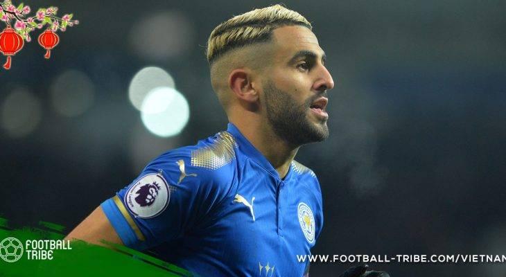 Nóng: Manchester City sắp có được Riyad Mahrez