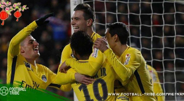 Bản tin chiều 31/1: PSG vào chung kết cup Liên Đoàn Pháp