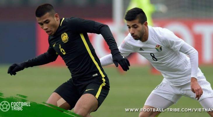 U23 châu Á: Malaysia giành vé vào tứ kết