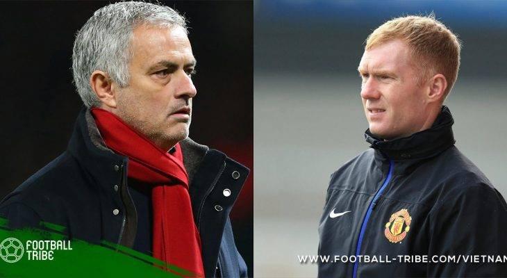 """Jose Mourinho: """"Paul Scholes chỉ gây tranh cãi"""""""