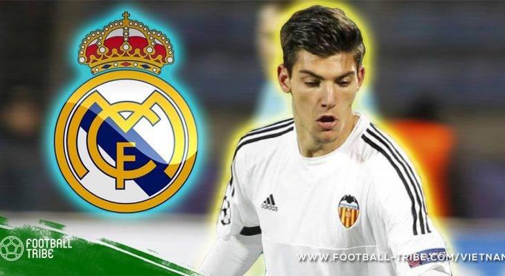 Real Madrid đón tân binh đầu tiên trong năm 2018