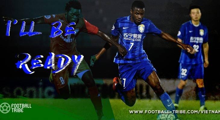 Thêm một ngôi sao muốn tháo chạy khỏi Chinese Super League