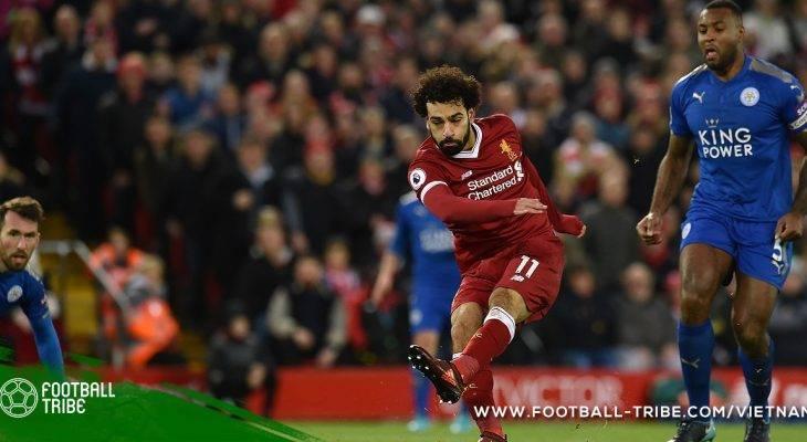 Salah xuất sắc nhất khu vực Ả Rập năm 2017