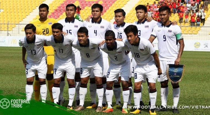U23 châu Á: Thái Lan và Malaysia xuất trận
