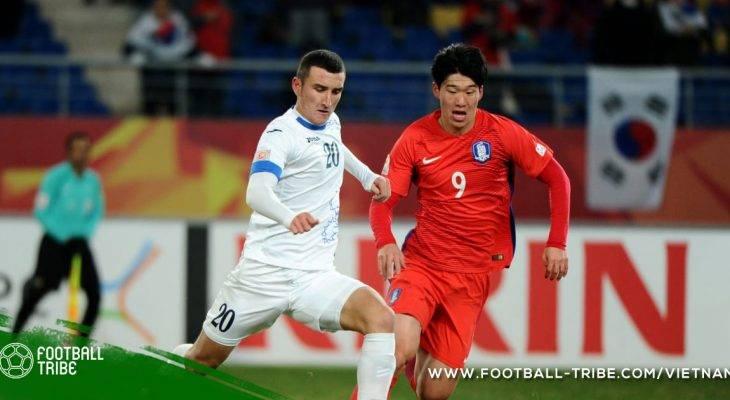 U23 châu Á: Đè bẹp Hàn Quốc, Uzbekistan đối đầu Việt Nam ở chung kết