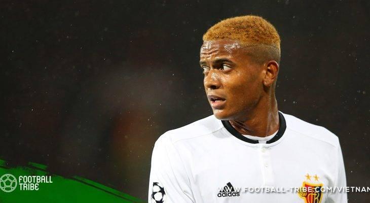 Manuel Akanji, tân binh của Dortmund là ai?