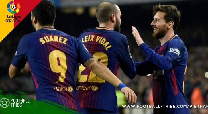 Bản tin trưa 26/1: Barca ghi tên mình vào Bán kết Cup Nhà Vua