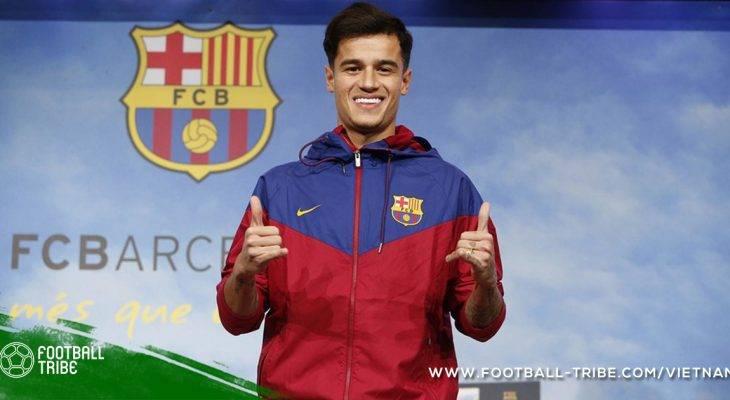 """Barca từ chối đề nghị """"lầy lội"""" của Liverpool"""