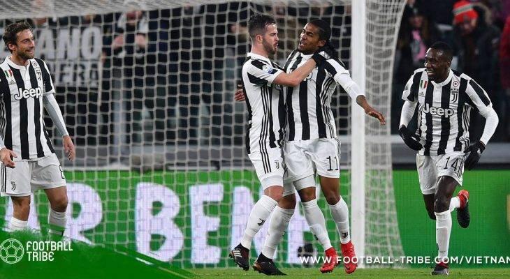Bản tin trưa 4/1: Juventus vào bán kết Coppa Italia