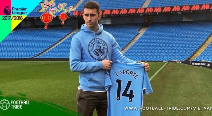 Bản tin tối 30/1: Laporte CHÍNH THỨC gia nhập Manchester City