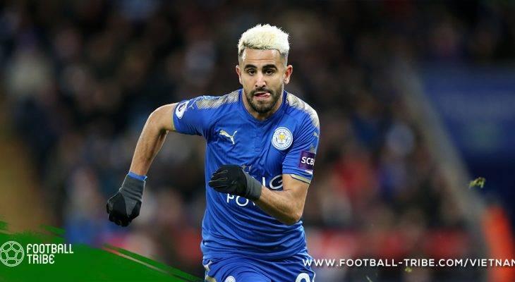 Truyền thông Anh: Riyad Mahrez đạt thỏa thuận gia nhập Liverpool