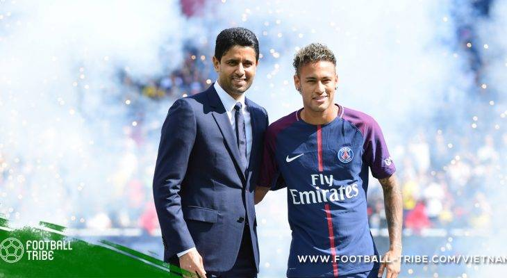 Bản tin trưa 19/1 : Không có điều khoản phá vỡ hợp đồng giữa Neymar và PSG