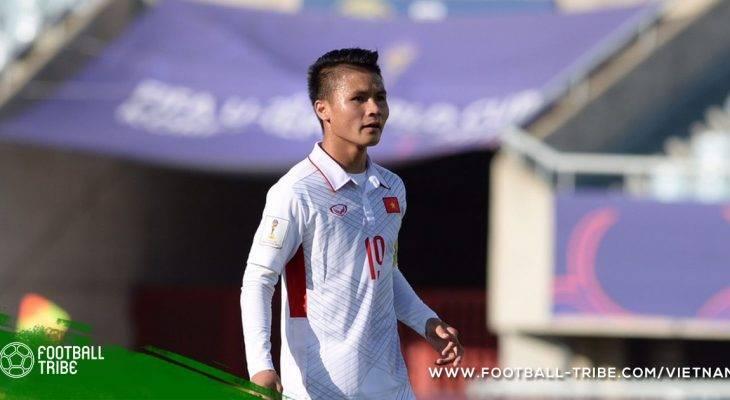 Quang Hải được AFC tôn vinh sau vòng bảng U23 châu Á