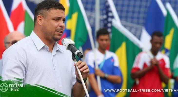 """Bản tin tối 22/1: Ronaldo """"béo"""" muốn làm ông chủ"""