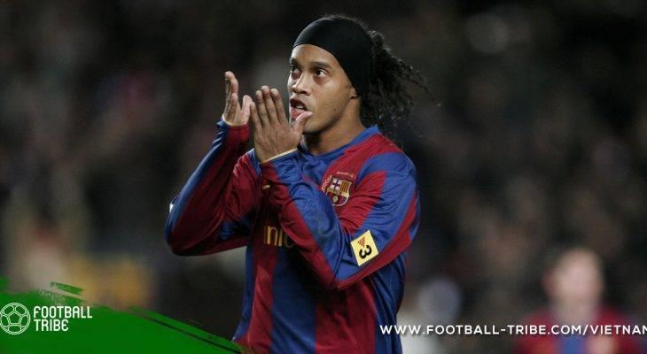 Ronaldinho chính thức giải nghệ, thêm một huyền thoại chia tay sân cỏ