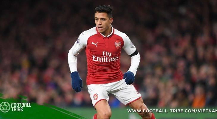 Arsenal đồng ý bán Sanchez cho Man City