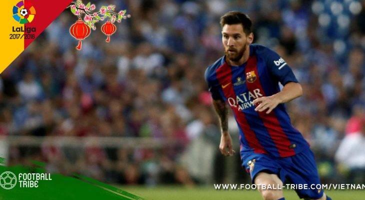 Bản tin sáng 30/1 : Barcelona lập kỷ lục tại La Liga