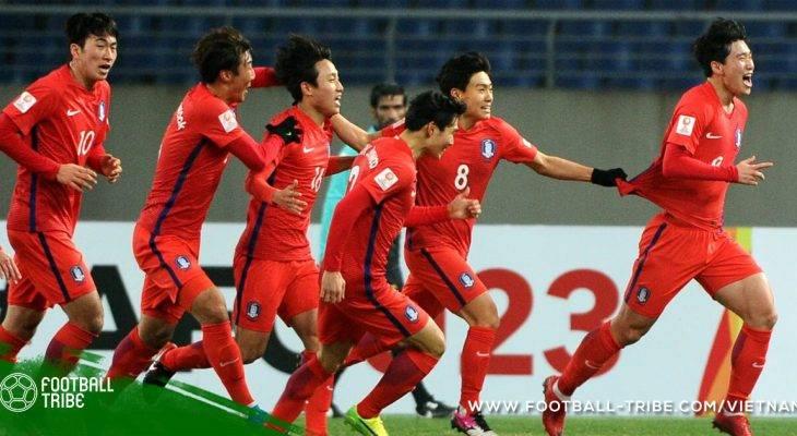 HLV Olympic Hàn Quốc nhận lỗi sau trận thua trước Malaysia