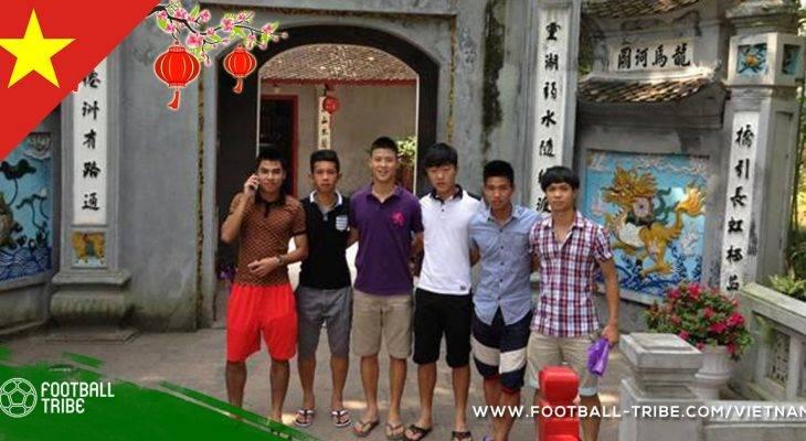 Thời niên thiếu của những người hùng U23 Việt Nam